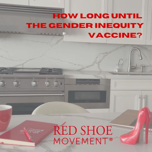 How long until the gender inequity vaccine?