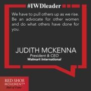 Judith McKenna is a 2021 Hall of Fame Awardee