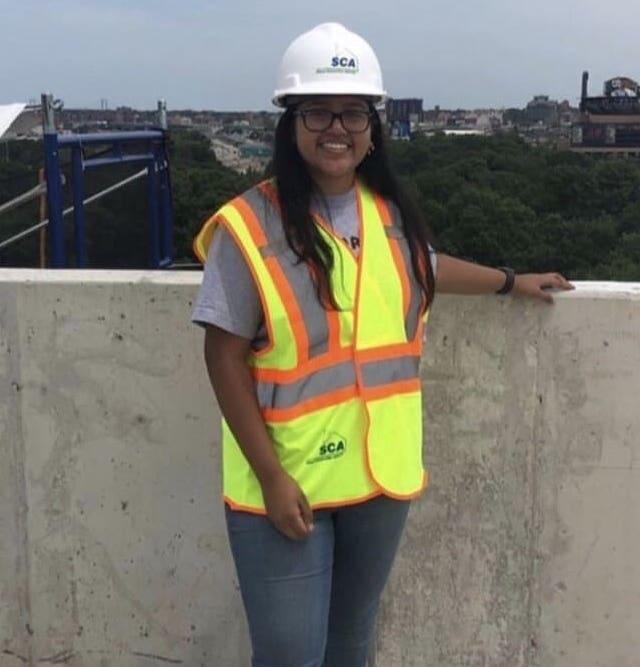 Women in Construction - Tanzira Rashid shares her insights