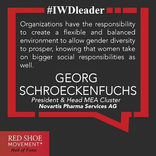 Georg Schroeckenfuchs shares his vision.