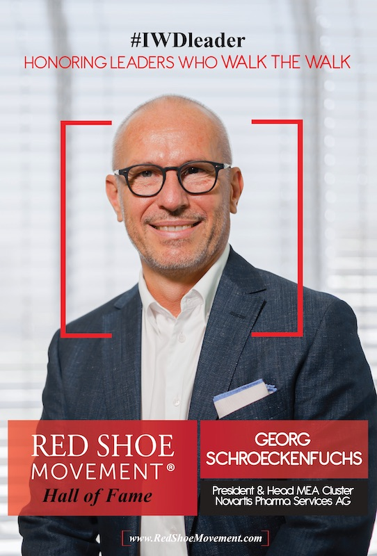 Georg Schroeckenfuchs, one of our 2021 Hall of Fame honorees talks about navigating a crisis and cultural transformation.
