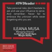Ileana Musa Transformational change