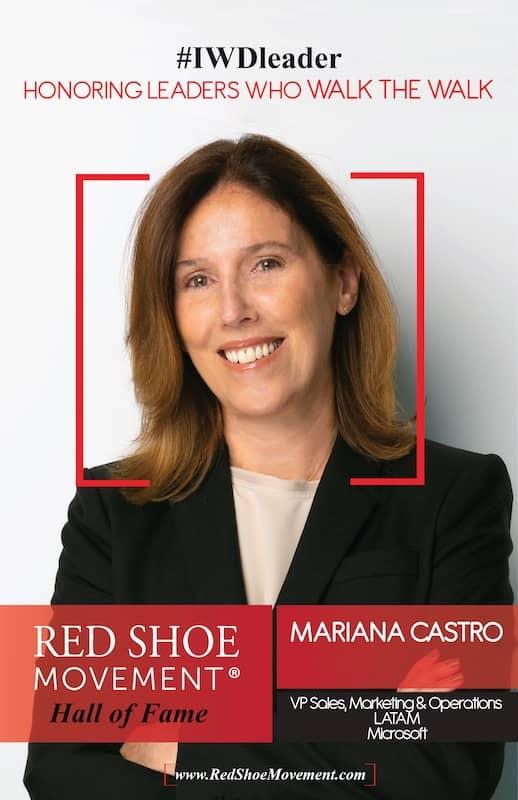 Mariana Castro, Hall of Fame Awardee 2021