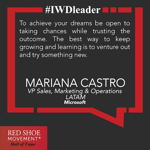 Mariana Castro shares insights on business resilience to promote growth